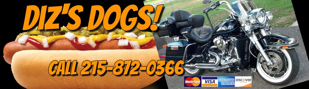 Diz's Dogs Hot Dogs